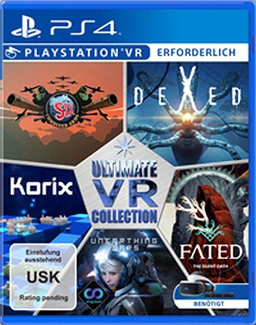 Ultimate Vr Collection Standard Playstation 4 Playstation Spiele Playstation Geschenk Play Station 4 Geschenkideen Playstatio Ps4 Spiele Playstation Zocken