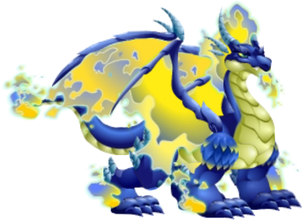 Blue Fire Dragon Dragon City Dragon City Pinterest Dragon