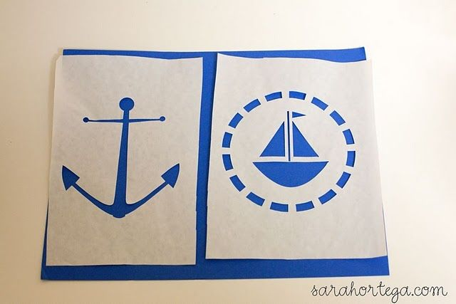 Make Your Own Stencil From Freezer Paper Freezer Paper