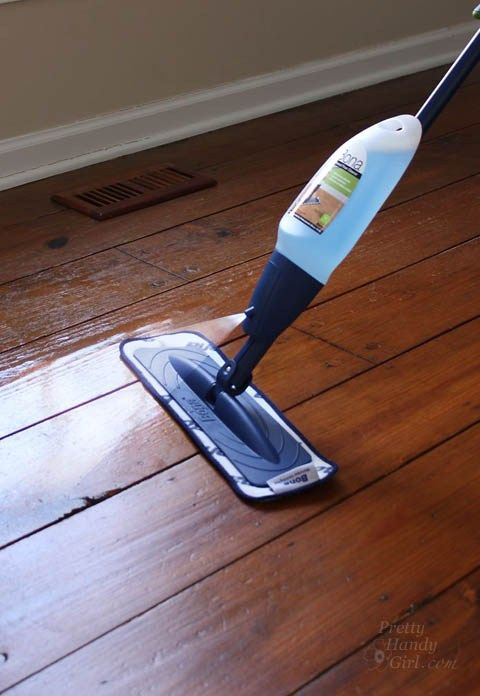 How To Refinish Wood Floors Without Sanding Paint