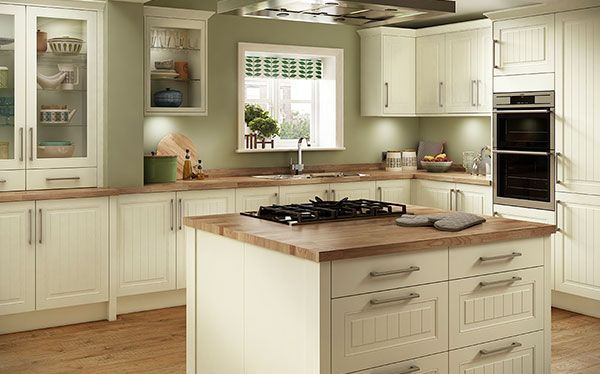 Country Kitchen Benchmarx Worktop