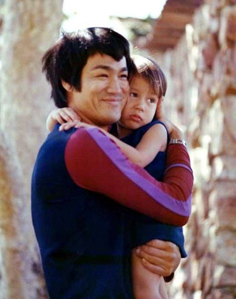 Image result for bruce lee and shannon lee