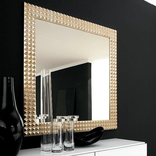 Les 25 meilleures id es de la cat gorie miroirs modernes sur pinterest miroir immense miroirs for Immense miroir