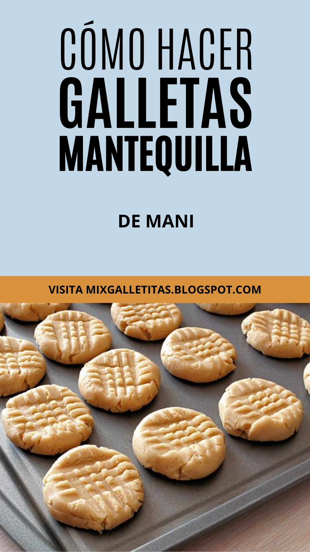Como Hacer Galletas De Mantequilla De Maní Galletitas Galletas De Mantequilla De Maní Como Hacer Galletas De Mantequilla Mantequilla De Mani