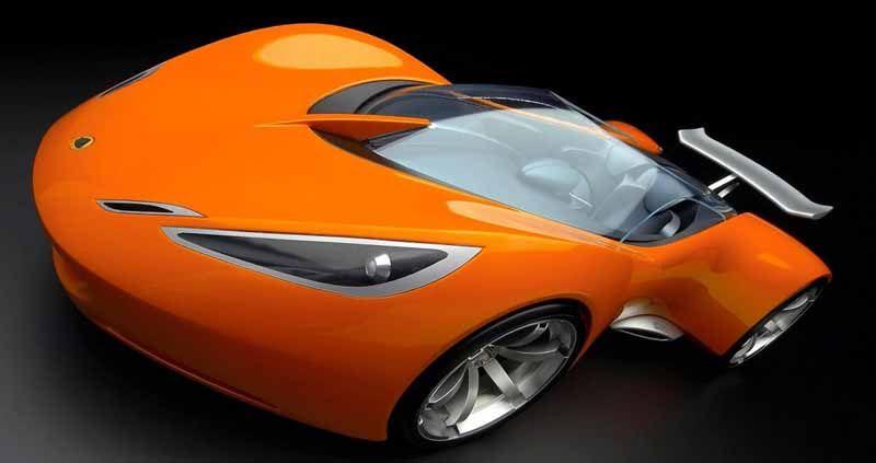 Lotus & Hot Wheels concept car    droool*