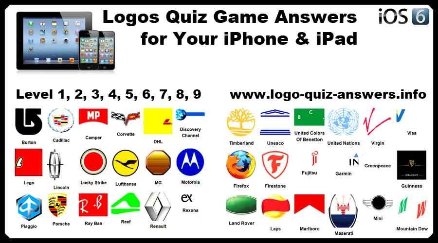 Company Logos Quiz With Answers Logo Quiz Logo Quiz Games Logo Quiz Answers