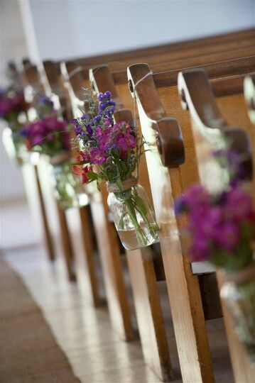 Creative Church Wedding Decorations Church Wedding Decorations