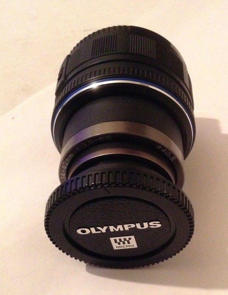 Olympus Digital 14 42mm F3 5 5 6 M Zuiko Ii R Msc Lens Micro 4 3 Free Shipping Olympus Lens Digital