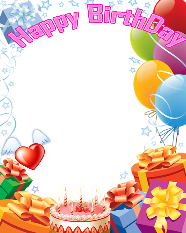 Free Happy Birthday Poto Frame - Android Apps on Google Play ...