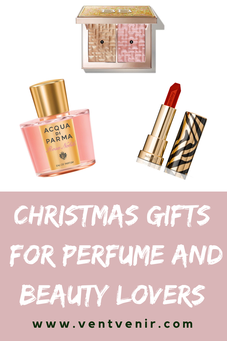 b156b0ed7ba45 Amazing Christmas Gifts for Perfume and Beauty Lovers. Read Christmas Gift  Guide by Ventvenir. Many Christmas Gifts Ideas 2018. Christmas Gifts for  Her