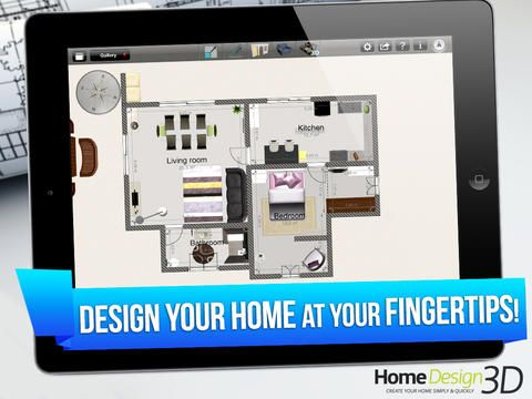 Home Design 3D Free by Anuman