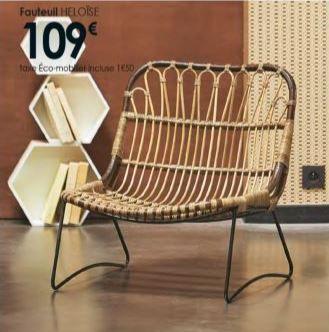ajoutez une touche vintage au salon avec le fauteuil h lo se chez alin a chairs armchairs. Black Bedroom Furniture Sets. Home Design Ideas