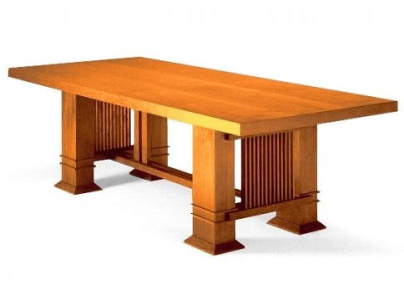 Frank Lloyd Wright Furniture Architect And Designer