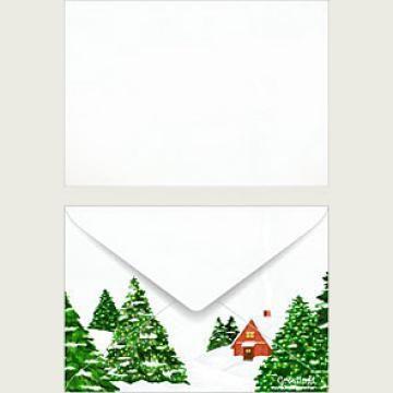 Winter Envelopes Card Canon Creative Park Printable Holiday Card Free Christmas Tags Printable Printable Christmas Cards