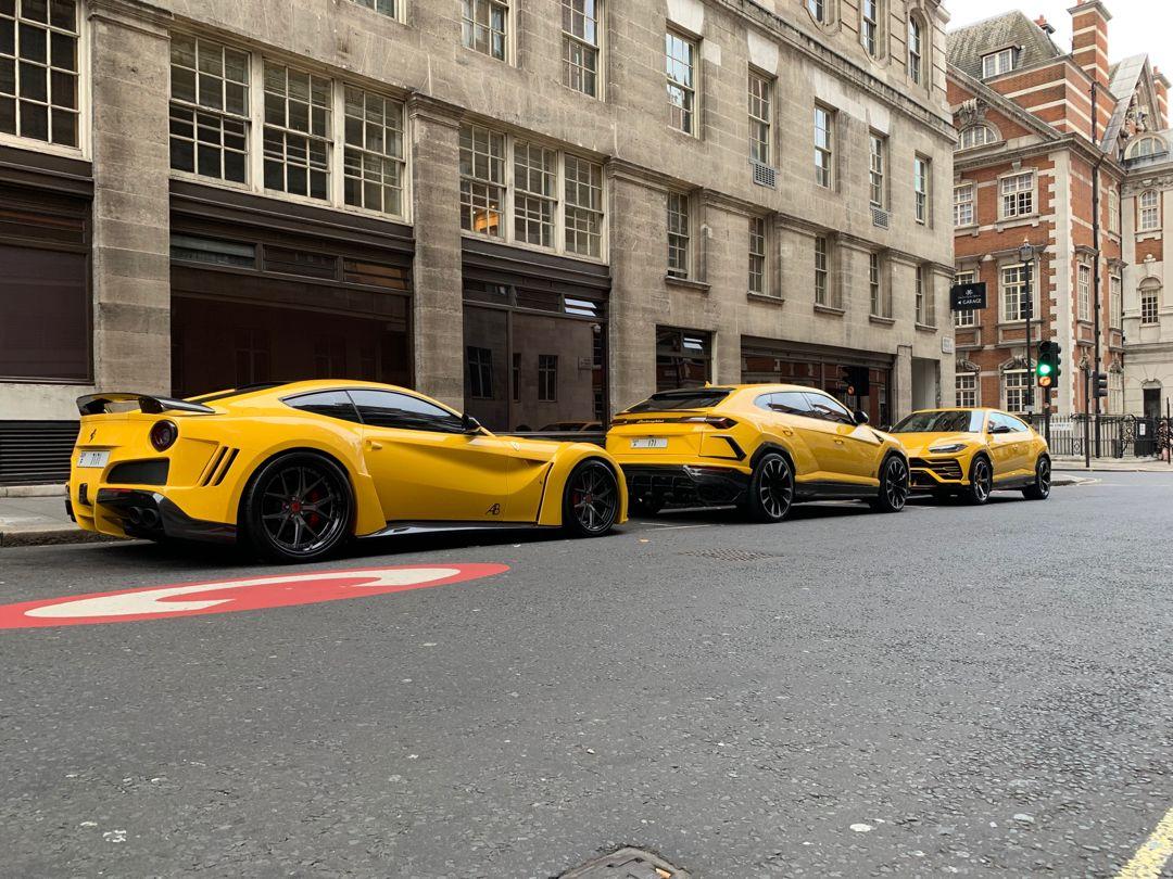 Supercars In London Super Cars Maserati Granturismo Aston Martin Cars