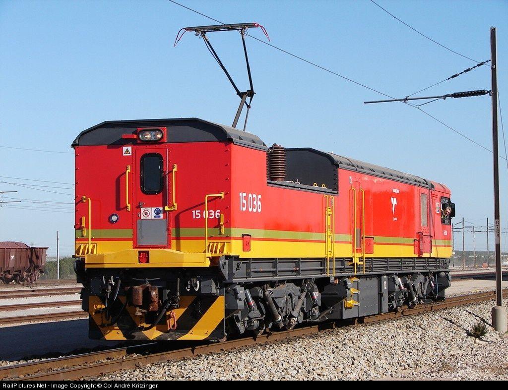 RailPictures Net Photo: 15-036 Transnet Freight Rail Class 15E at