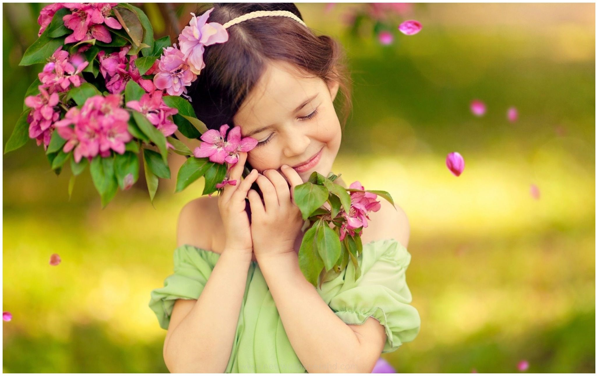 good mood of happy girl hd wallpaper | wallpapers | pinterest