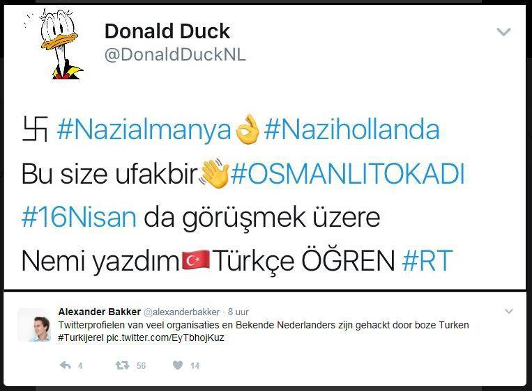 TROUW Turkse hackers kraken honderden accounts:
