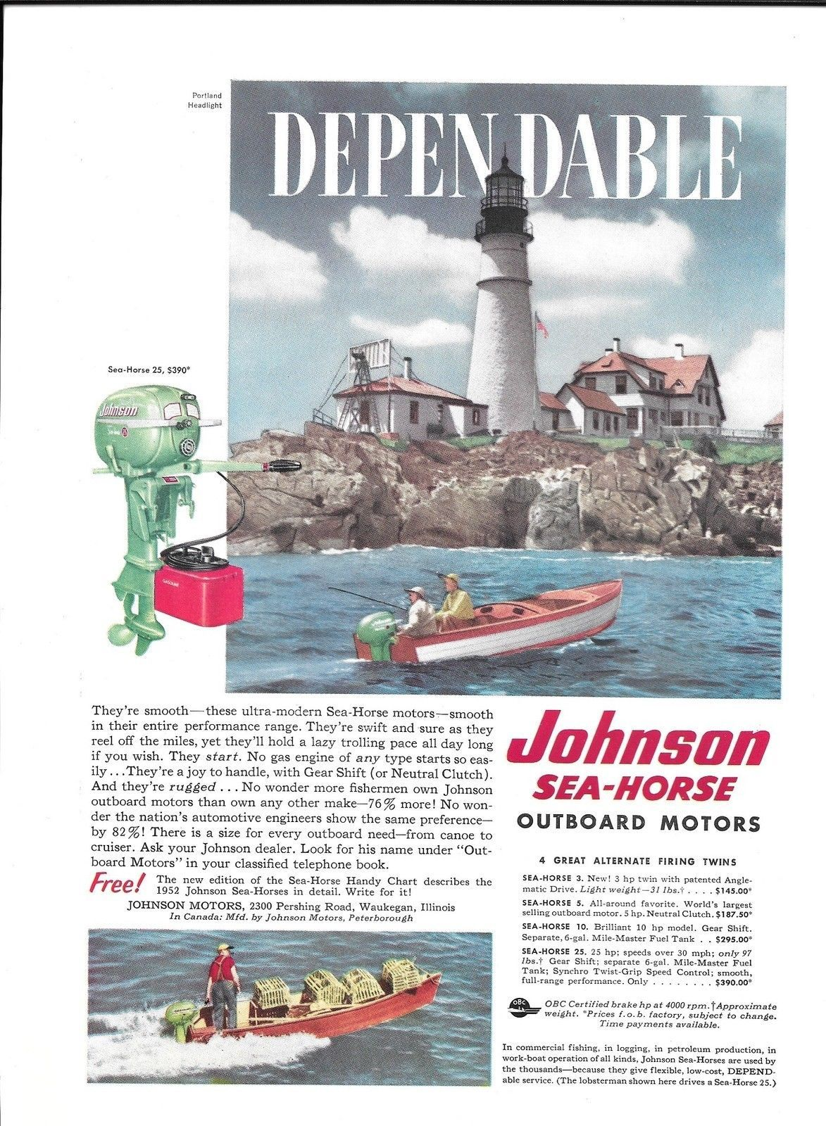 Johnson 25 hp outboard weight a Yamaha 2 stroke Manual