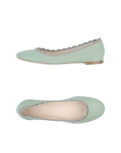 I found this great CHLOE Ballet flats for $295 on yoox.com. Click to get a code for Free Standard Shipping on your next order.