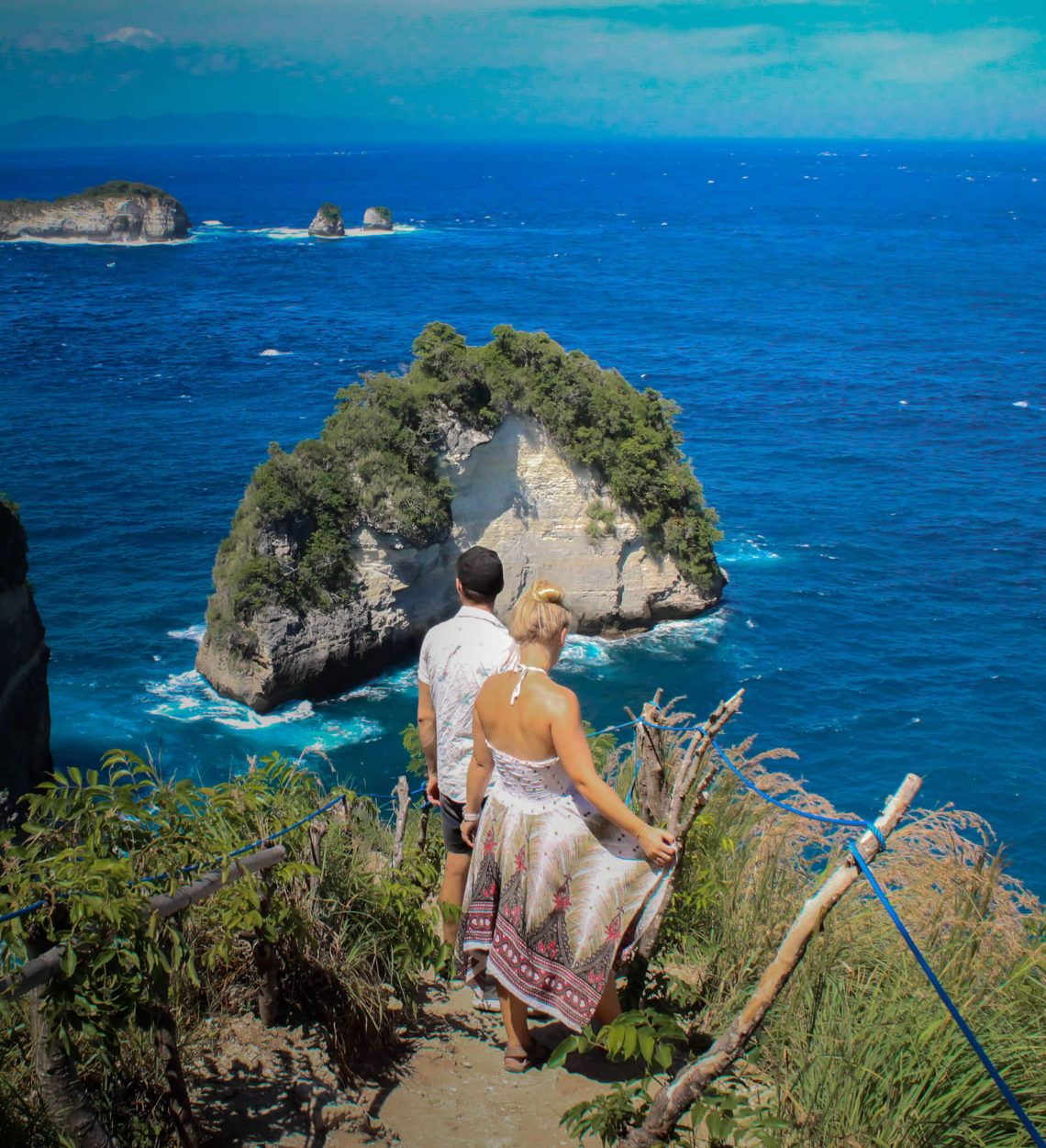 Seven Days In Bali Paradise