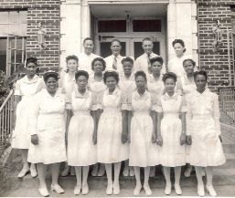 Prairie View Nursing >> Class Of 47 A Strong History Including This Prairie View A M