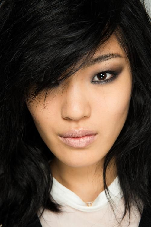 c5c0be9edcd The Ultimate Guide to Getting Bangs this Winter. Farfetch - For the Love of  Fashion. bangs