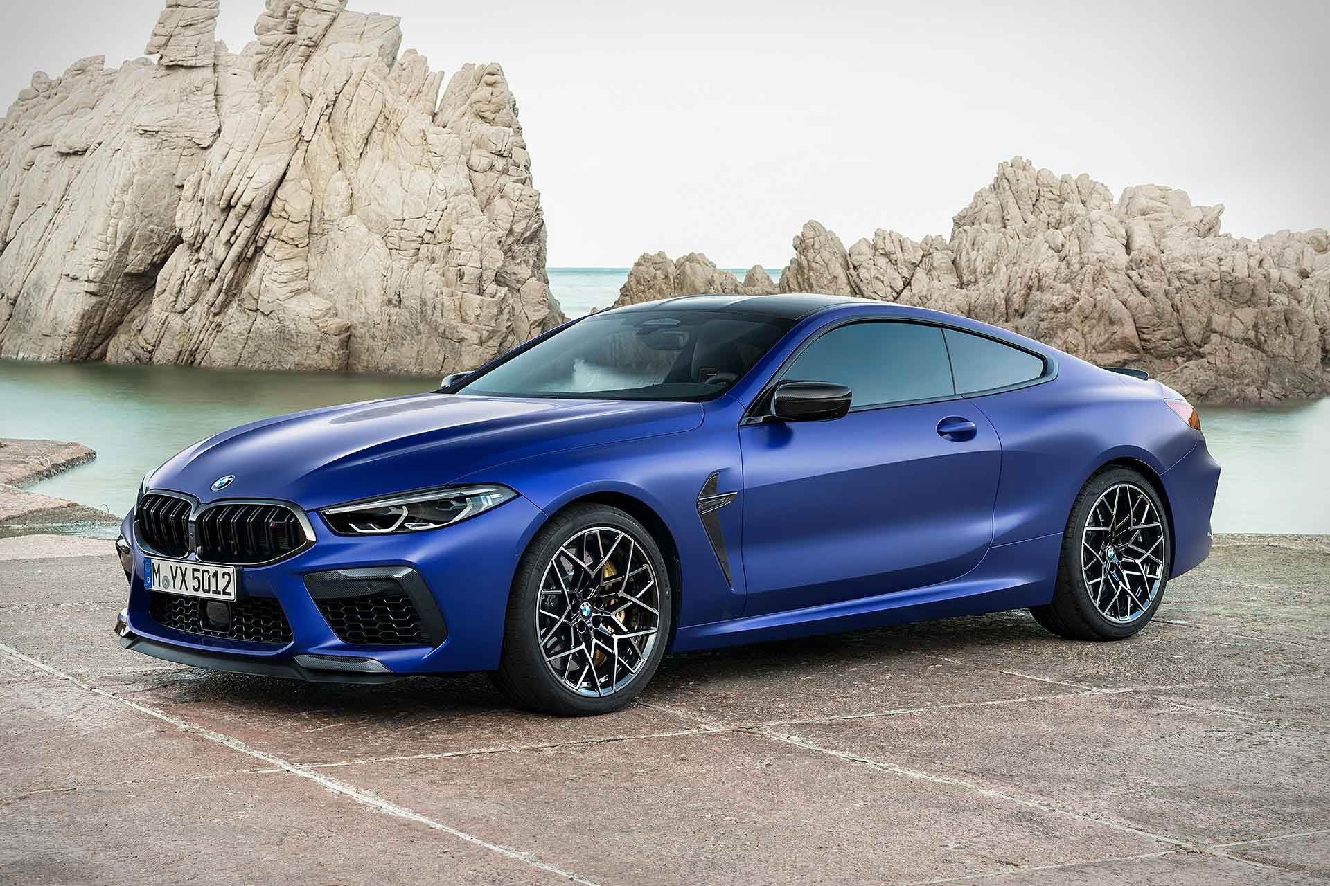 2020 Bmw M8 Coupe Convertible With Images Bmw Coupe