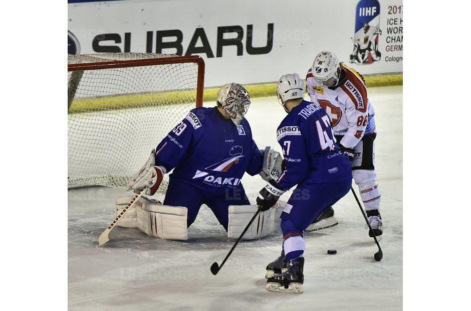 Hockey sur glace | Les Bleus sans pression