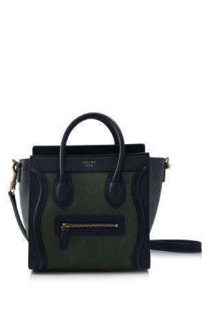 b6fca1e87ca Céline Nano Luggage HK 13