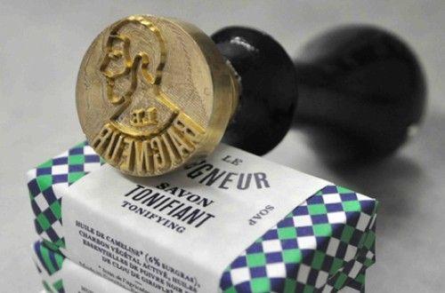 Le Baigneur - savon pour hommes. French Soap for men !