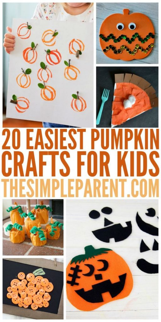 Pumpkin crafts preschool art projects 16 - www.Mrsbroos.com #pumpkincraftspreschool Pumpkin crafts preschool art projects 16 - www.Mrsbroos.com #pumpkincraftspreschool