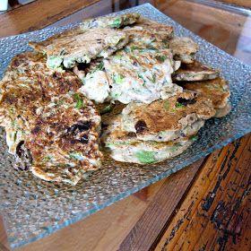 Cozinhar sem Lactose: Panquecas de rúcula e tomate seco