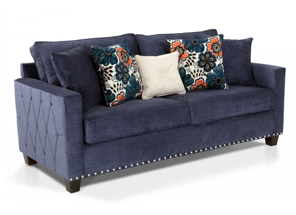 Melanie Sofa | Melanie | Living Room Collections | Living Room | Bobu0027s  Discount Furniture