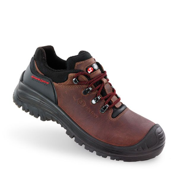 09332527dc1 Nike Safety Shoes Composite Toe | ... shoes sixton badia brown ...