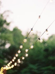 hurray for festoon lighting
