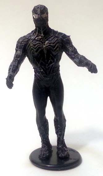 """""""Spider-Man 3"""", collezione del 2006 delle patatine Dolci Preziosi #Miniatures #Figures #SpiderMan #Marvel #DolciPreziosi #Venom #Patatine"""