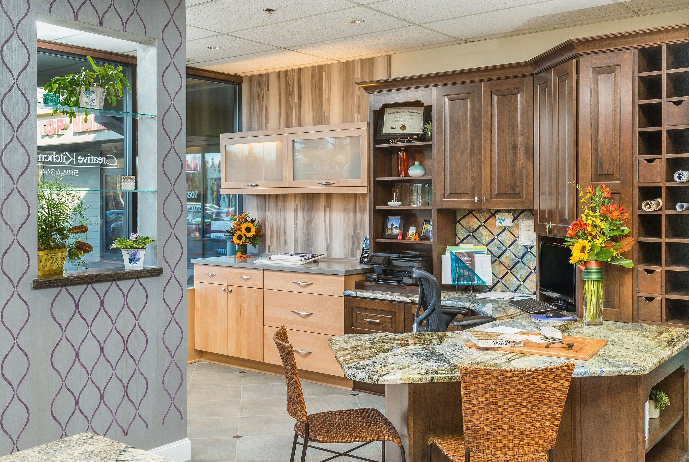 Independent small creative kitchen designs inc for the home