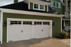 Haas American Traditions Model 940 Garage Door Offered By Ocs Garage Doors Hurricane Protection Exterior Design Garage Doors Commercial Garage Doors