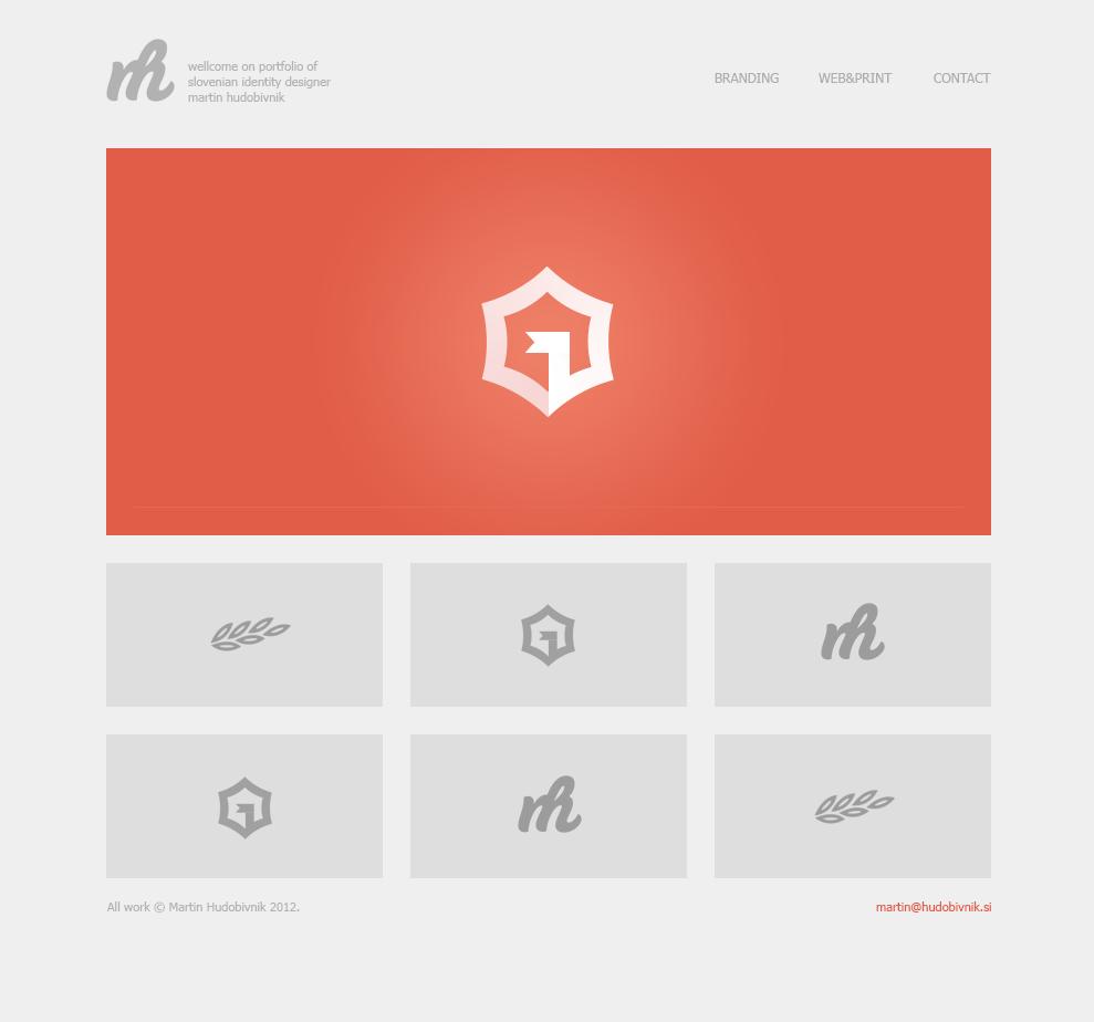 15 Stylish Examples Of Portfolio Web Design Portfolio Web Design