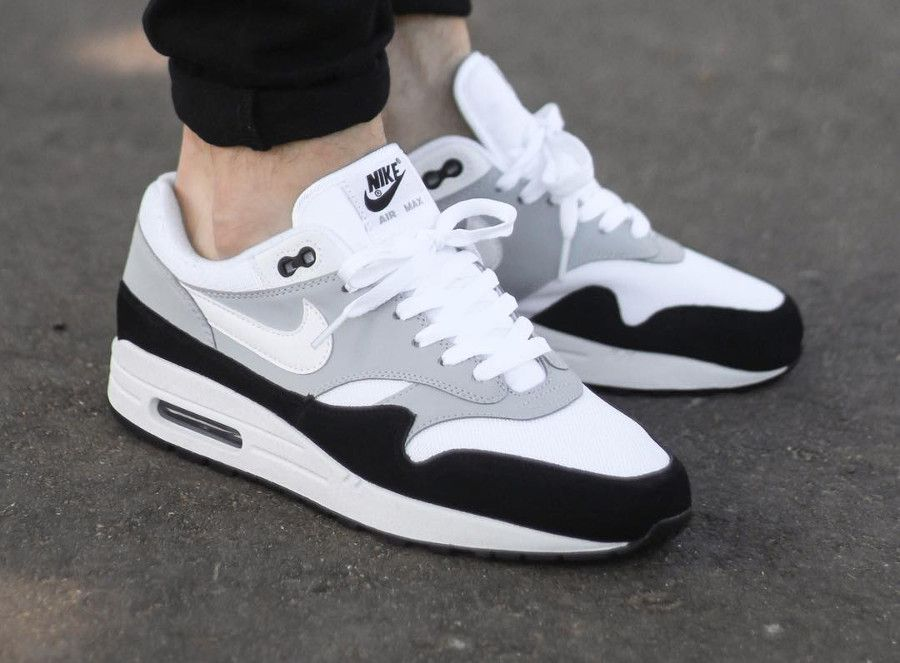 Nike Air Max 1 'Wolf Grey' is part of Grey nike sneakers -
