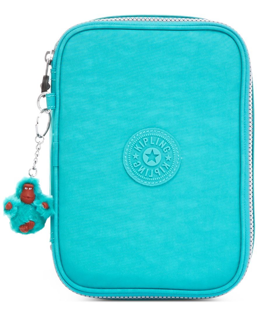 8d2ce89e7 Wonder if the outlet has this; it's way prettier than the MEAD I just  bought: Kipling Handbag, 100 Pens Pen Case - Handbags Accessories - Macy's