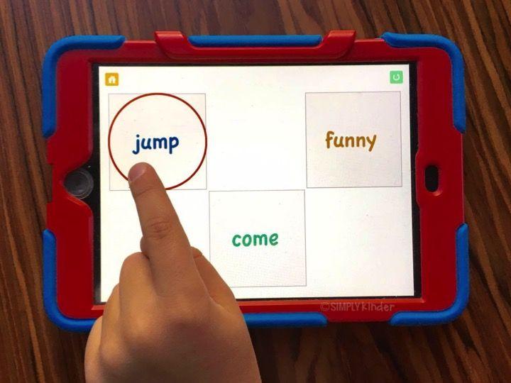 Kindergarten Apps for Reading Kindergarten, iPad and School - spreadsheet app free ipad