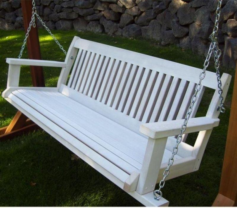 hollywoodschaukel-selber-bauen-aus-paletten | Garten | Pinterest ...