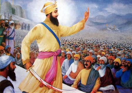 Pin On The Sikhs Religion Art Etc Baba vadbhag singh ji hd wallpaper
