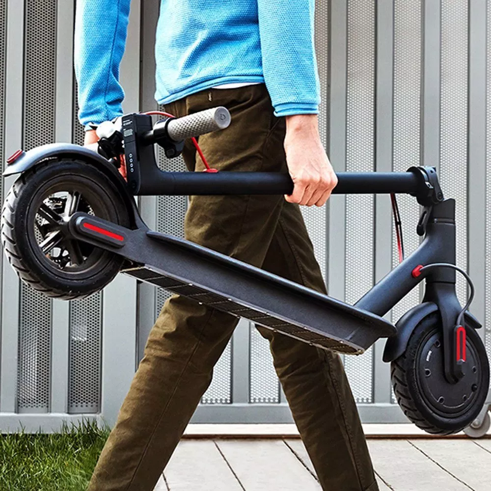 Xiaomi Mi Electric Scooter Review Electric Scooter Folding