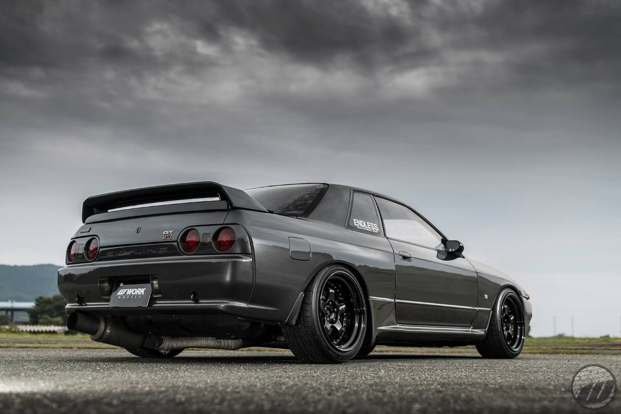 modified nissan skyline gt r r32 nyoooom pinterest nissan skyline gt nissan skyline and. Black Bedroom Furniture Sets. Home Design Ideas