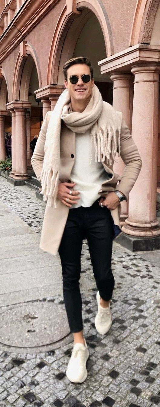 Men's Style Guide: How To Dress This Winter In Style #mensfashion
