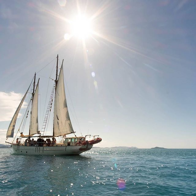 Such A Great Way To See The Whitsundays On The