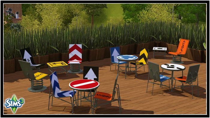 around the sims 2 objects outdoor halloween party - Outdoor Halloween Party